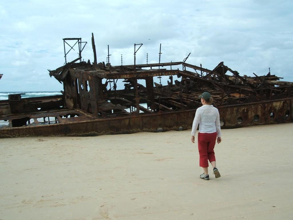 Three Deck Wreck