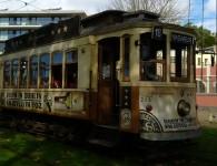 A Porto tram