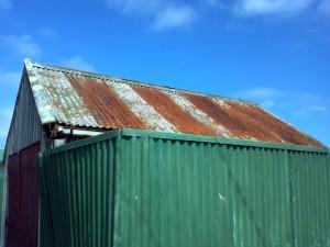 A Bell Street garage, Wanganui