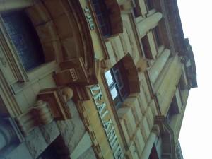 An early Dunedin bank building