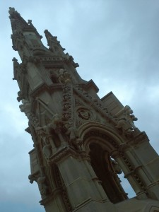 Cargill monument, Dunedin